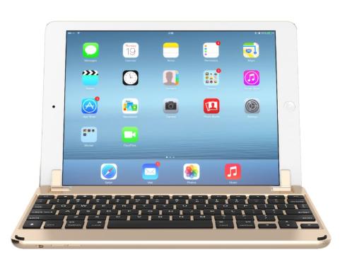 BrydgeAir Bluetooth Keyboard iPad Air